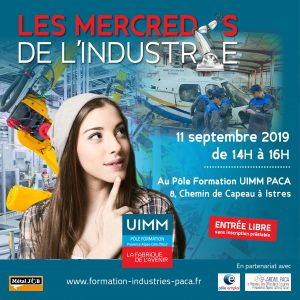 Mercredis de l'industrie UIMM PACA