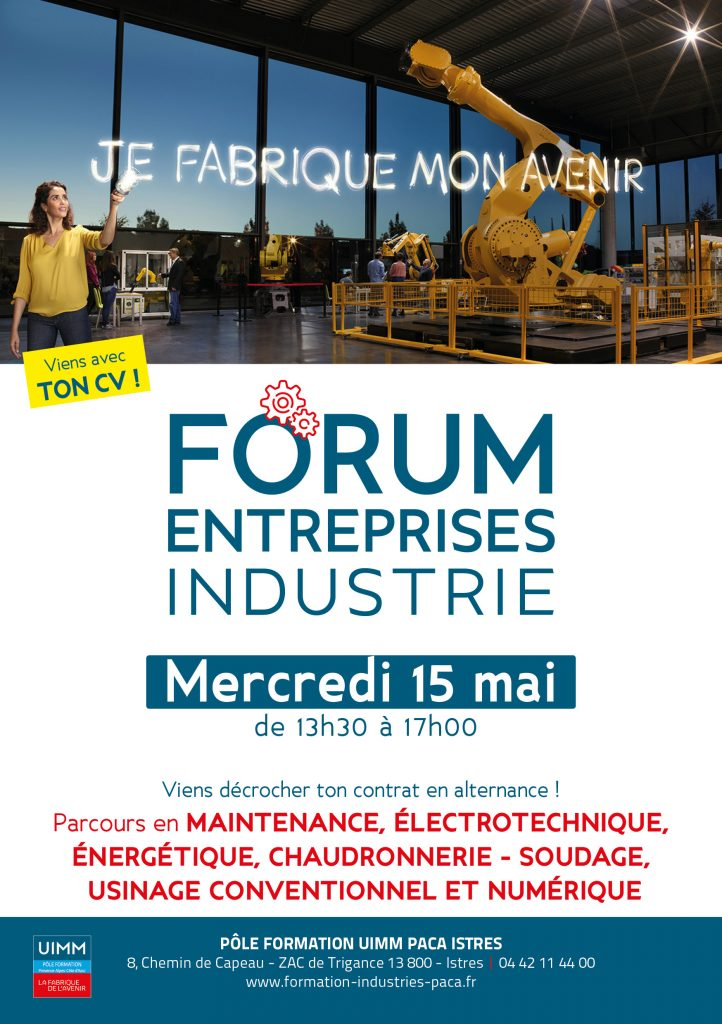 forum industrie   viens d u00e9crocher ton contrat d u0026 39 alternance