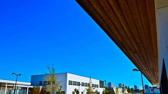 Lycée Paul langevin La Seyne