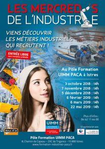 Mercredis de l'Industrie du Pôle Formation UIMM PACA